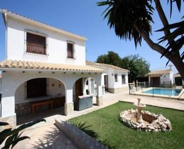 Dénia,Alicante,España,5 Bedrooms Bedrooms,3 BathroomsBathrooms,Chalets,29949
