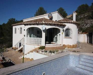 Murla,Alicante,España,2 Bedrooms Bedrooms,2 BathroomsBathrooms,Chalets,30079