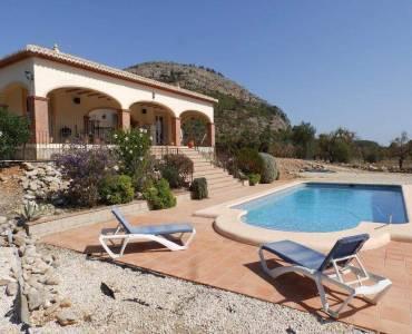 Murla,Alicante,España,3 Bedrooms Bedrooms,2 BathroomsBathrooms,Chalets,30131