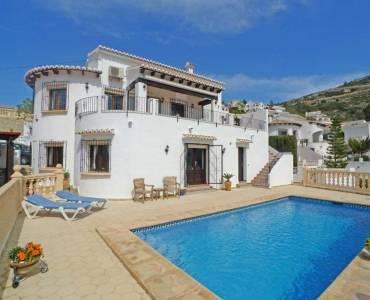 Murla,Alicante,España,4 Bedrooms Bedrooms,3 BathroomsBathrooms,Chalets,30167