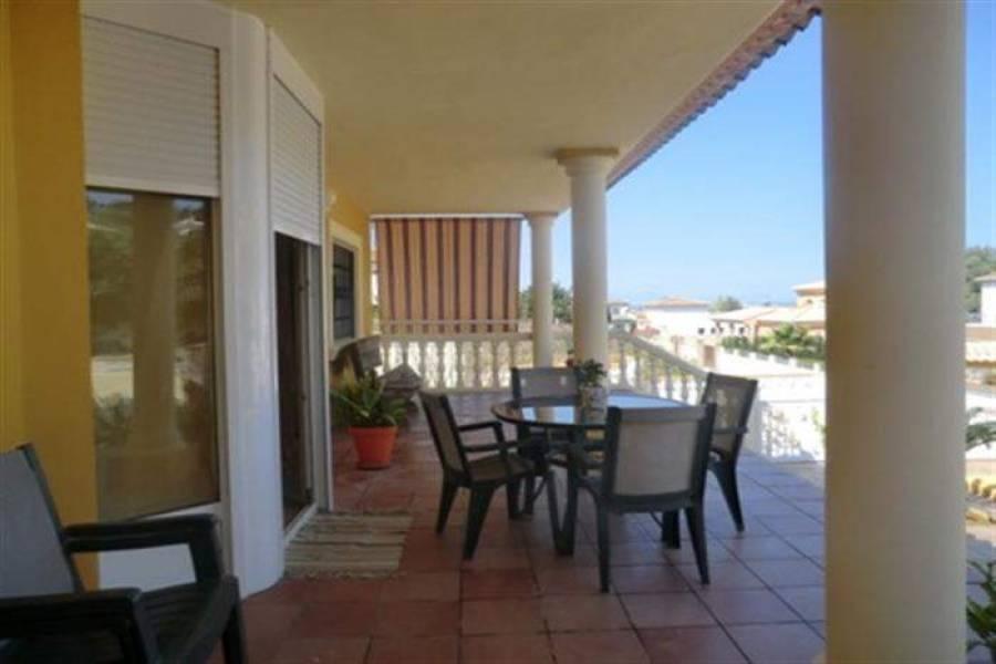 Dénia,Alicante,España,3 Bedrooms Bedrooms,4 BathroomsBathrooms,Chalets,30636