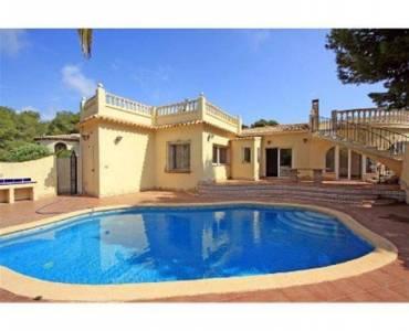 Javea-Xabia,Alicante,España,6 Bedrooms Bedrooms,3 BathroomsBathrooms,Chalets,30658