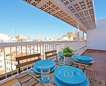 Alicante,Alicante,España,2 Bedrooms Bedrooms,1 BañoBathrooms,Atico,31255