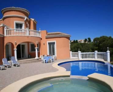 Javea-Xabia,Alicante,España,3 Bedrooms Bedrooms,3 BathroomsBathrooms,Chalets,32002