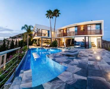 Benidorm,Alicante,España,5 Bedrooms Bedrooms,5 BathroomsBathrooms,Chalets,32015