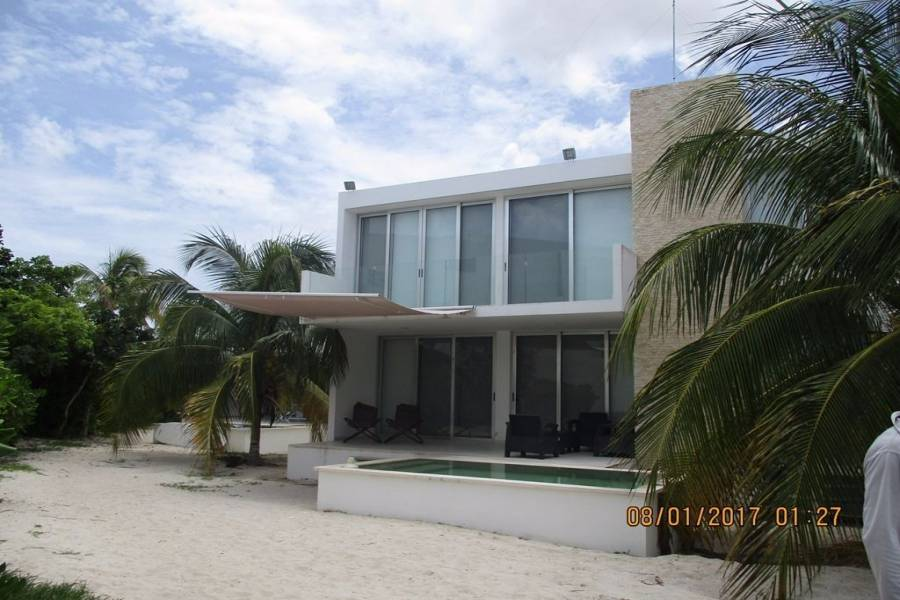 Telchac Puerto,Yucatán,Mexico,4 Bedrooms Bedrooms,4 BathroomsBathrooms,Fincas-Villas,3923