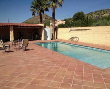 El Moralet,Alicante,España,2 Bedrooms Bedrooms,1 BañoBathrooms,Chalets,34842