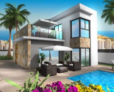 Benidorm,Alicante,España,4 Bedrooms Bedrooms,4 BathroomsBathrooms,Chalets,39613