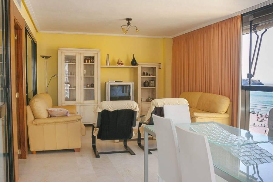 Benidorm,Alicante,España,3 Bedrooms Bedrooms,2 BathroomsBathrooms,Apartamentos,39615
