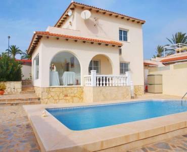 Alfaz del Pi,Alicante,España,3 Bedrooms Bedrooms,2 BathroomsBathrooms,Chalets,39818