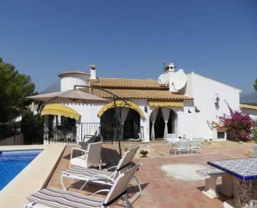 Alfaz del Pi,Alicante,España,4 Bedrooms Bedrooms,3 BathroomsBathrooms,Chalets,39836