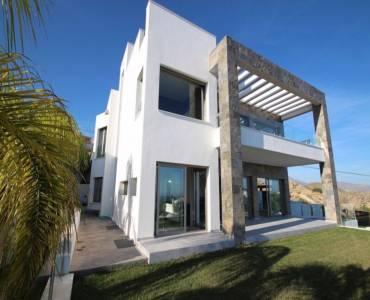 Villajoyosa,Alicante,España,4 Bedrooms Bedrooms,4 BathroomsBathrooms,Chalets,39856