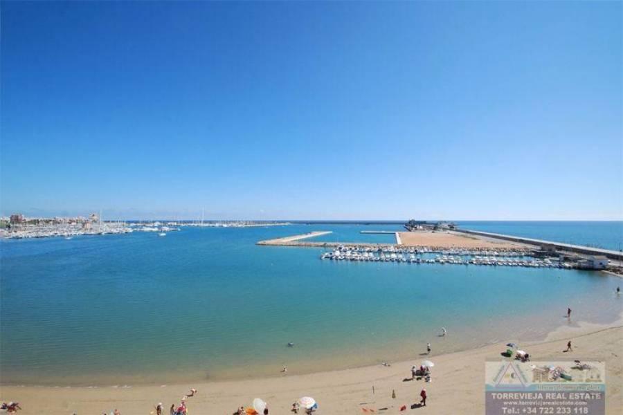 Torrevieja,Alicante,España,3 Bedrooms Bedrooms,1 BañoBathrooms,Atico,40286