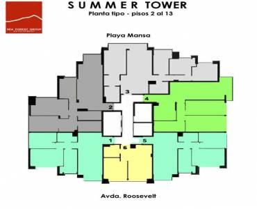 Punta del Este, Maldonado, Uruguay, 1 Dormitorio Bedrooms, ,1 BañoBathrooms,Apartamentos,Venta,42135