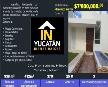 Mérida,Yucatán,Mexico,4 Bedrooms Bedrooms,5 BathroomsBathrooms,Casas,4748