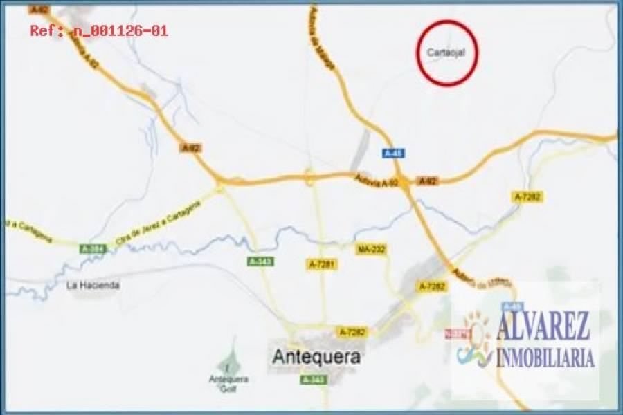 Antequera,Málaga,España,Solares,4961