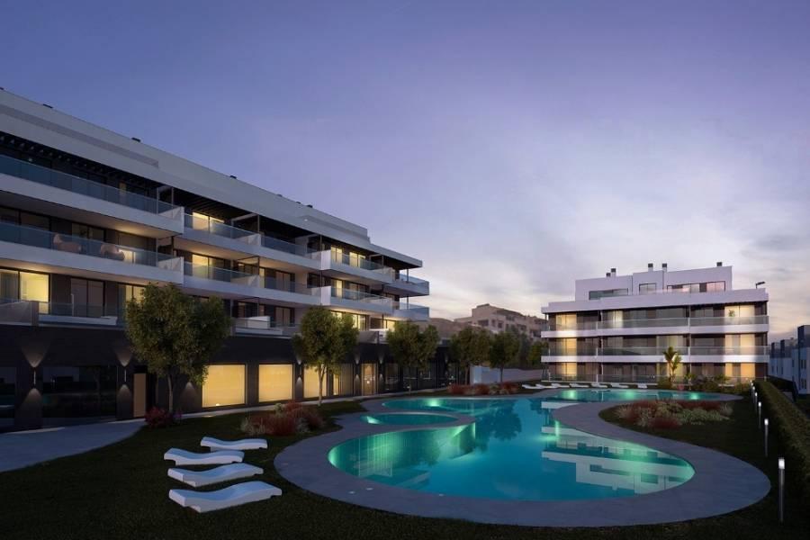 Mijas Costa,Málaga,España,3 Bedrooms Bedrooms,2 BathroomsBathrooms,Apartamentos,5221