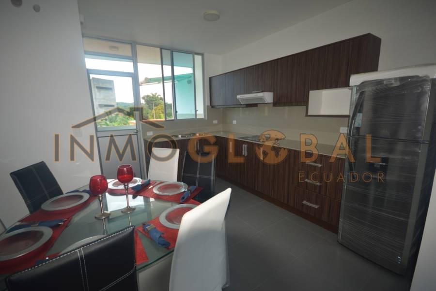 TONSUPA,ESMERALDAS,Ecuador,2 Bedrooms Bedrooms,2 BathroomsBathrooms,Apartamentos,6361