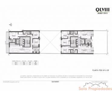 Rosario,Santa Fe,2 Habitaciones Habitaciones,1 BañoBaños,Departamentos,Quadra LVIII,Jujuy,5,1600