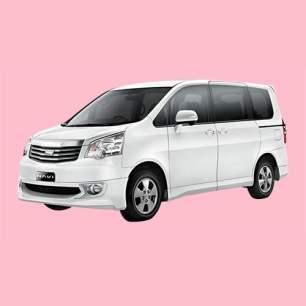 Toyota Nav1 Rp. 1.500.000