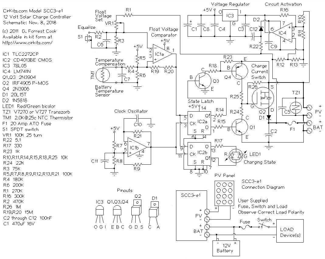 120 Volt Led Circuit