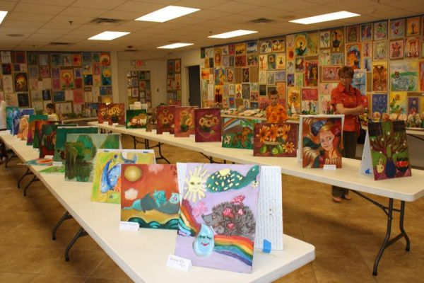 2009 – Art Exhibition – Spring