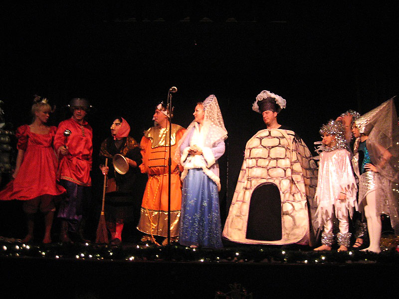 "2006 – New Year Show ' Winter Fairy Tale""  December"