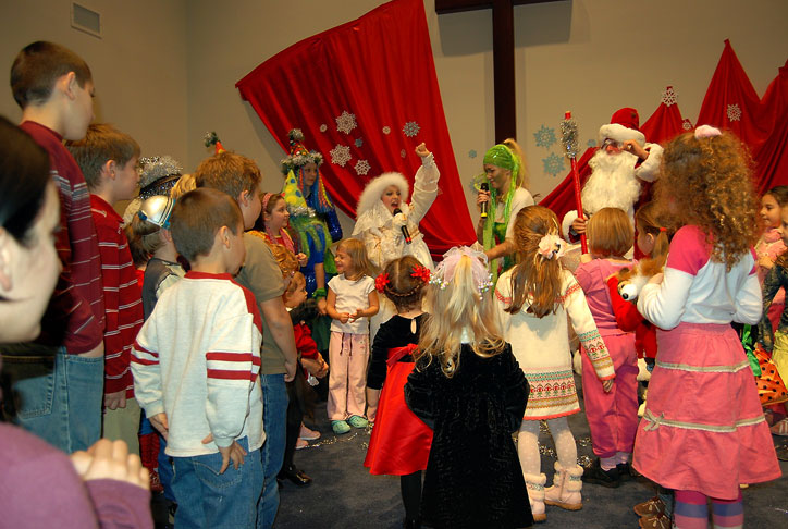 "2007 – New Year Show ""Miracle Mirrow"" – December"