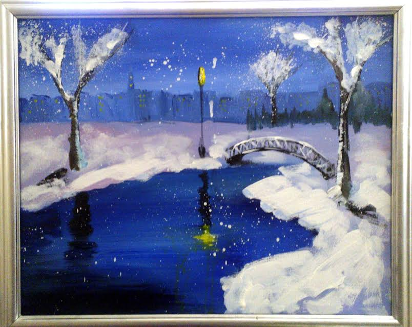"2013 – December 14 -Present – ""Winter Night"""