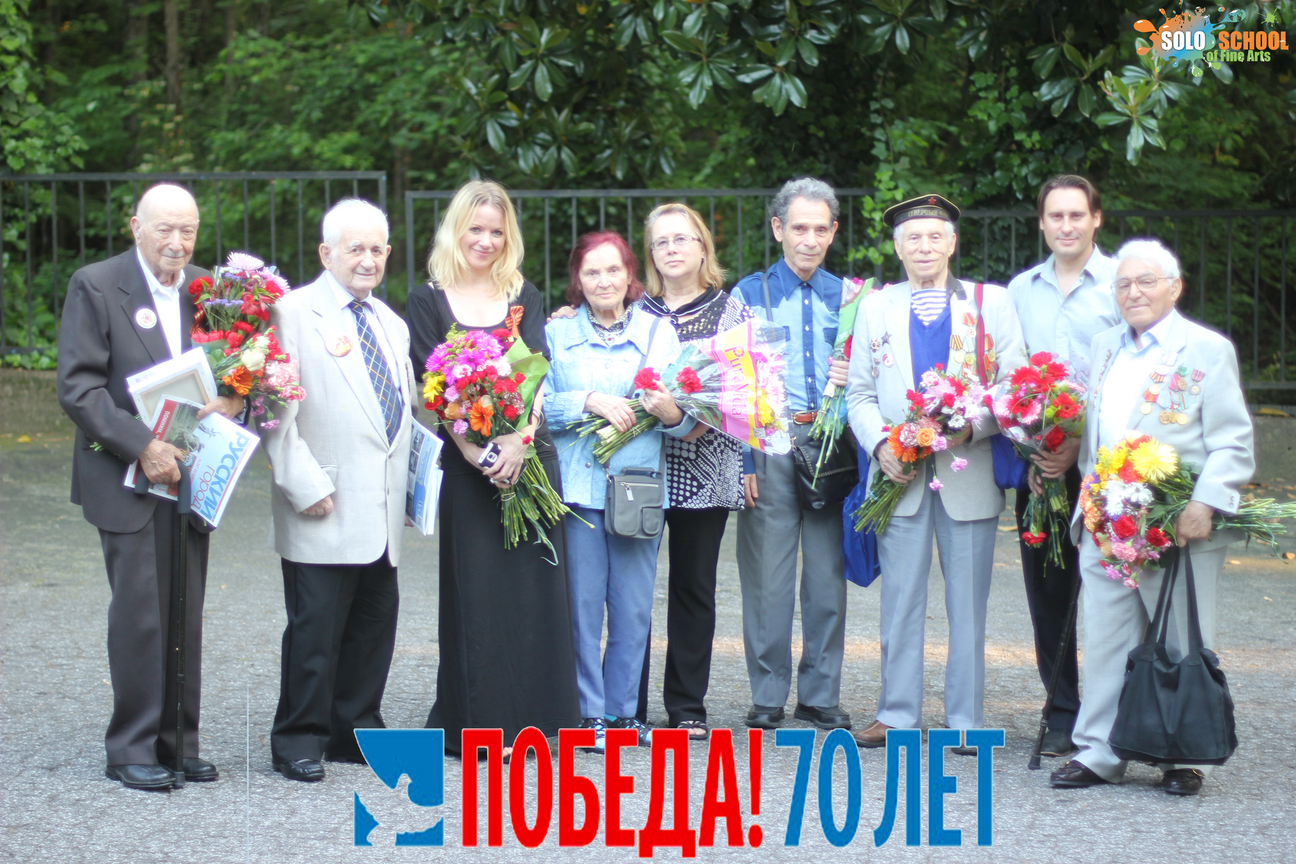 2015-May 9 – celebrating Victory Day
