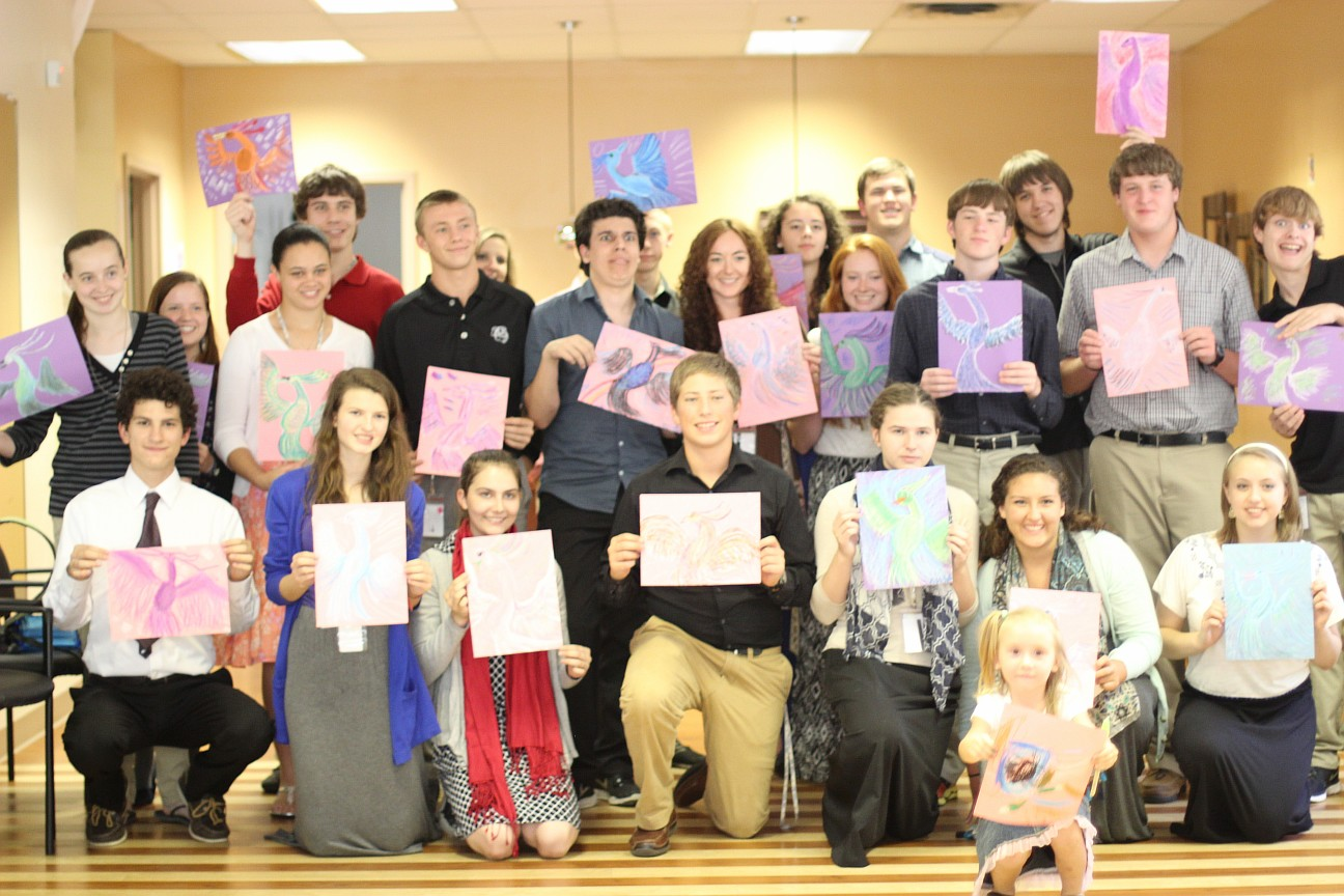 2014, July 16 – Charity Workshop for North Georgia College Students