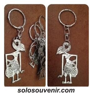 Souvenir Pernikahan Gantungan Kunci wayang
