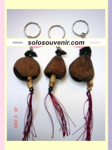 Souvenir Pernikahan Gantungan Kunci Kluwak