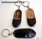 Souvenir Pernikahan Gantungan Kunci selop batok