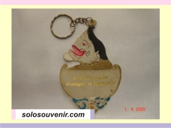 Souvenir Pernikahan Gantungan Kunci wayang kulit 2
