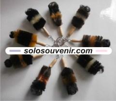 Souvenir Pernikahan Gantungan Kunci Miniatur Sulak