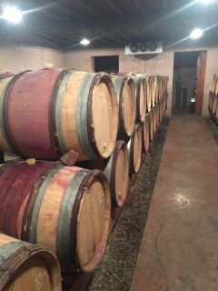 barrel room clusel roch