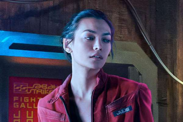 Image result for julie mao the expanse