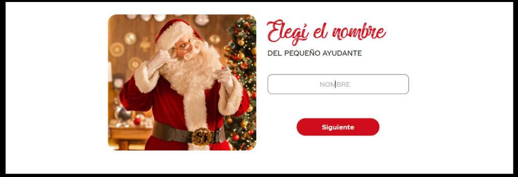 El Llamado de Papá Noel 2020 de la Coca Cola
