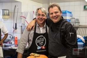 Boris Walker und Andy Zaugg - Bildquelle Miriam Ritler