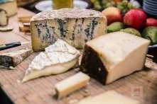 Das Käsebuffet - Bildquelle Miriam Ritler