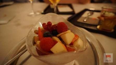 Mein Fruchtsalat als Dessert Alternative