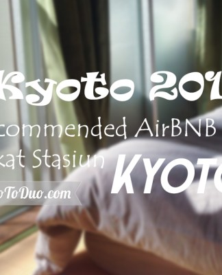 Kyoto 201 AirBNB