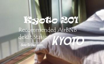 Kyoto 201 AirBNB