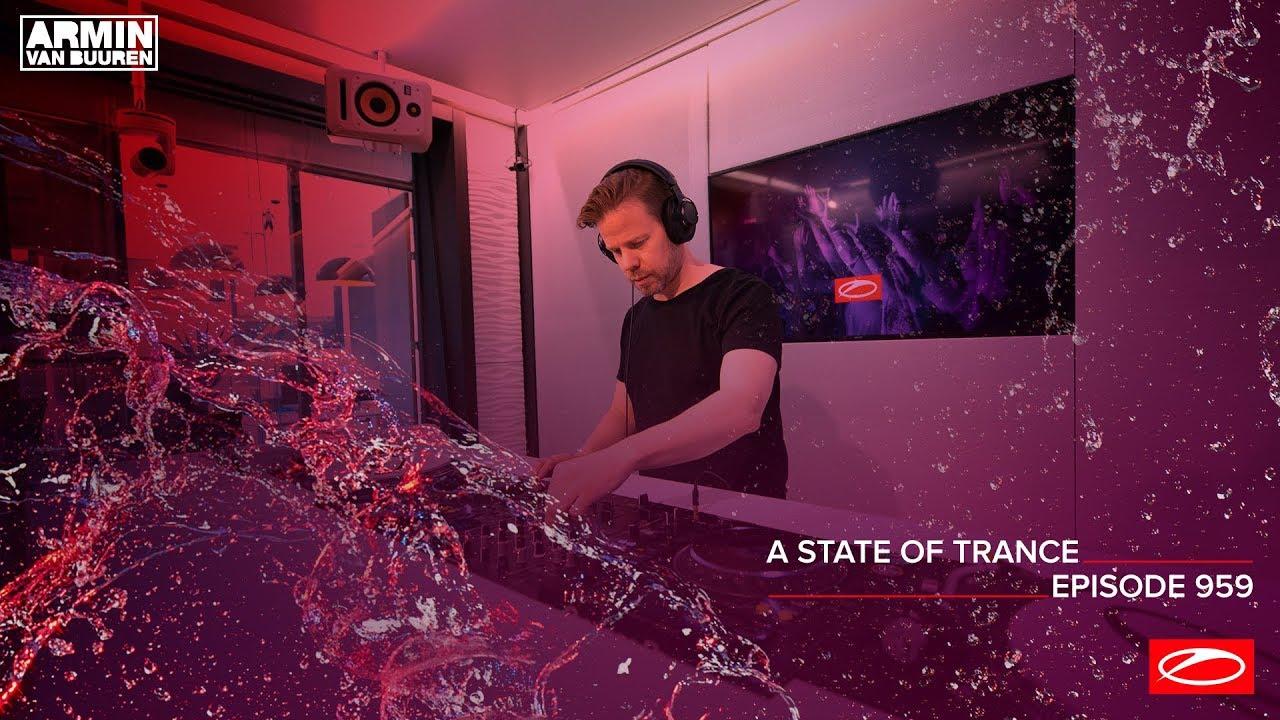 A State Of Trance Episode 959 – Ferry Corsten & Ruben De Ronde