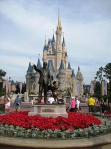 Welcome to the Magic Kingdom
