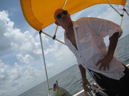 Capt. Mike of Sunshine River Tours