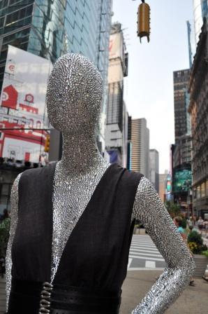 Sidwalk Catwalk, New York City