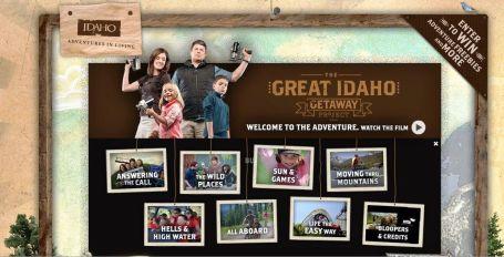 The Great Idaho Getaway Project