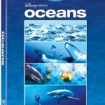 Disneynature's Oceans Bluray Combo Art